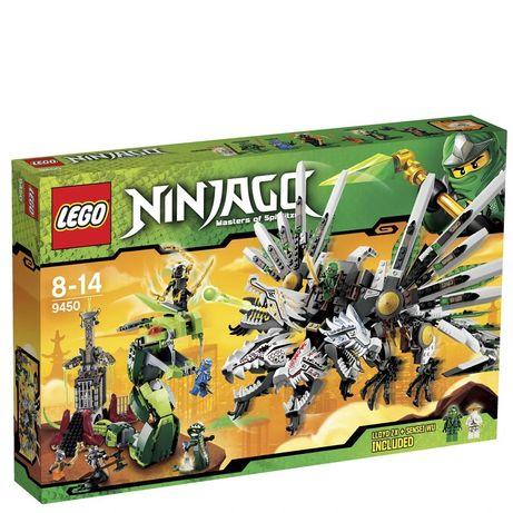 Lego ninjago 9450