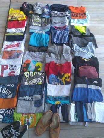 Zestaw ubrań dla chłopca 134-146