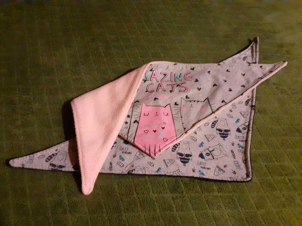 Chusty trójkątne na polarku