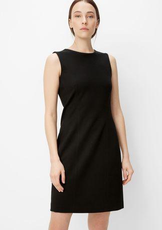 Marc o polo классическое черное платье дресскод , офисное