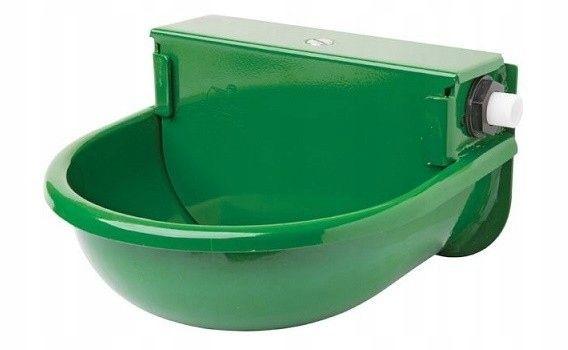 Poidło miskowe z zaworem pływakowym dla koni, owiec, bydła i kóz