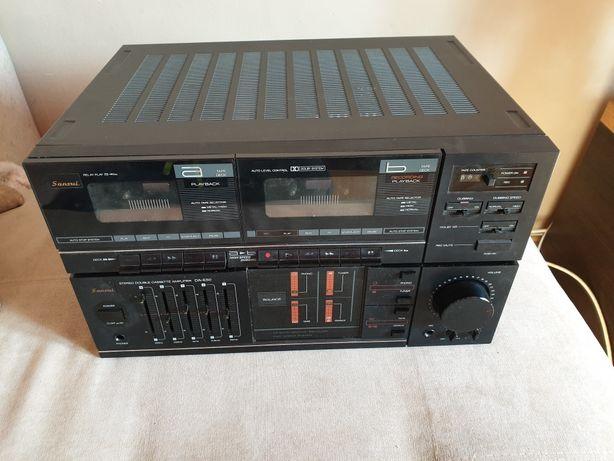 sansui DA-E50 wzmacniacz z korektorem/2x40 wat