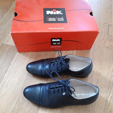 Buty chłopięce komunijne roz 37