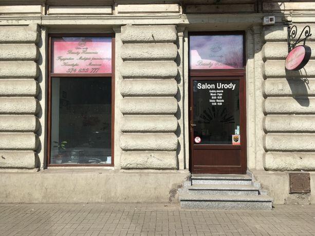 Lokal usługowy (kosmetyka, fryzjer, inne) w ścisłym centrum Łodzi