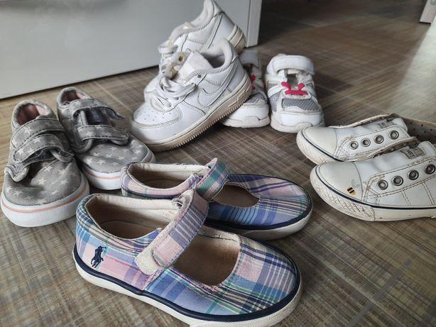 Кроссовки Nike, кеды Next Van's, мокасины  Polo
