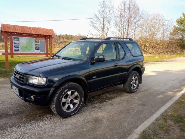 Opel Frontera B sport 4x4 klima