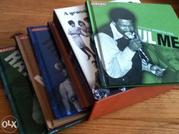 Colecção de Génios do Soul