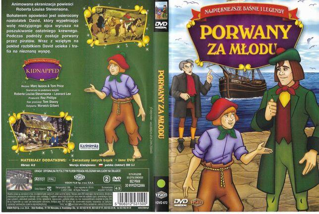 Film DVD Porwany za młodu