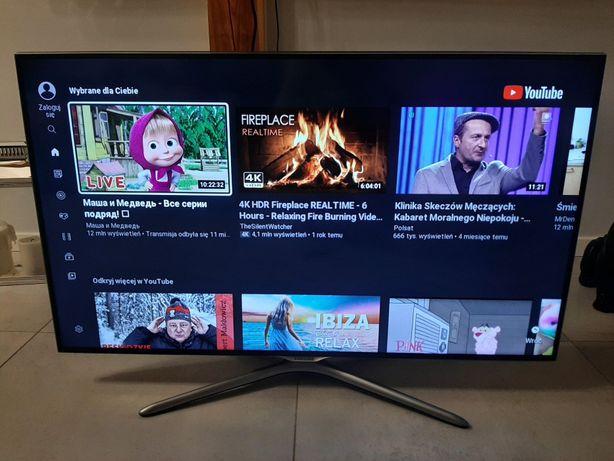 Tv Samsung 40 cali LED smar tv dvbt 3d full HD UE40F66500SS
