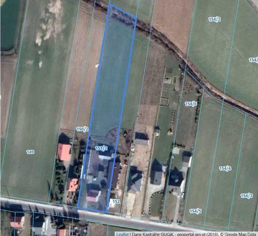 Dom z działką 0,609 ha
