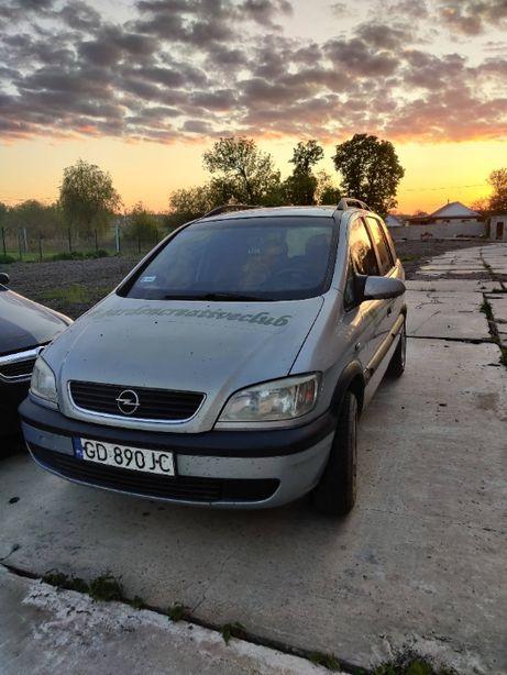 Opel Zafira А 2.0 2000
