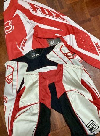 Equipamento para Motocross - variado