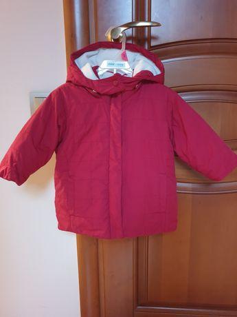 Куртка gap zara зимова