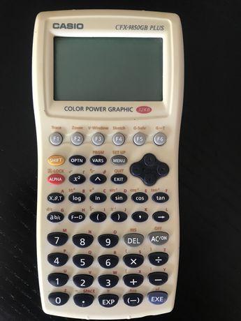 Calculdora grafica CASIO