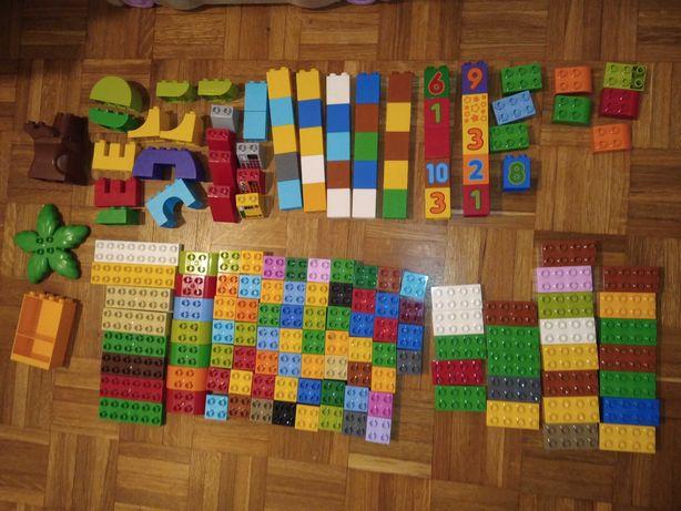 Lego duplo klocki 155 sztuk