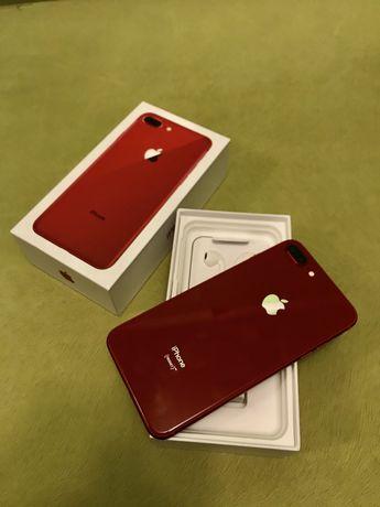 Iphone 8 plus 64gb Red в иделе. Выгодная ЦЕНА!!!