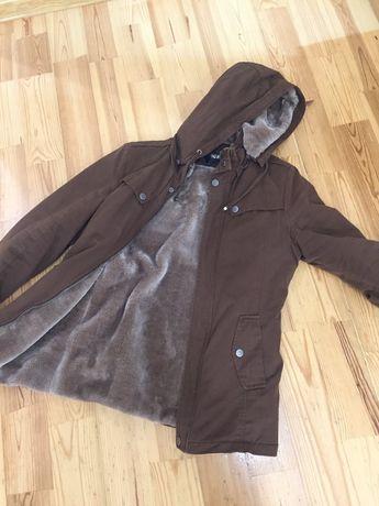 Куртка зимова Парка чоловіча зимова пуховик