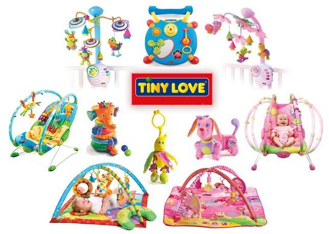 Игрушка Tiny Love (Тайни Лав) – израильский бренд
