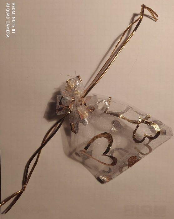 Мешочек для хранения пуговиц, ниток и других мелочей Красногоровка - изображение 1