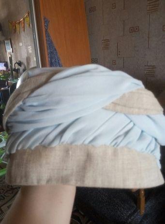 Модный головной убор!