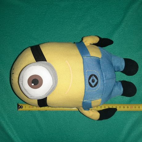 Maskotka minionek pluszak duży 30cm