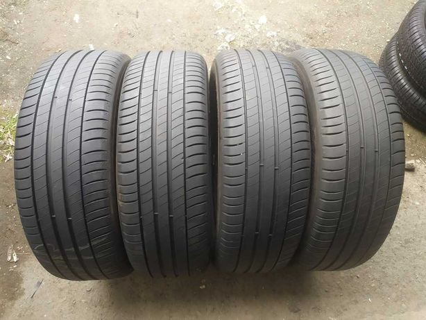 2018р 215/55 R18 Michelin Primacy 3 99V 4шт 85% протектор