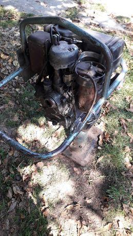 Skoczek stopa ubijarka wibrator zageszczarka Delmag Farymann Diesel