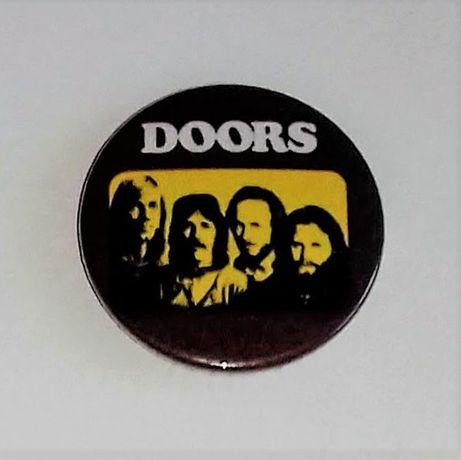 Pins de bandas rock