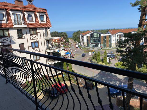 Luksusowy apartament z widokiem na morze, wynajem caloroczny 550 zl