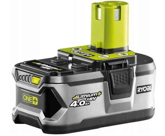 Ryobi bateria 4Ah  akumulator 18v one+
