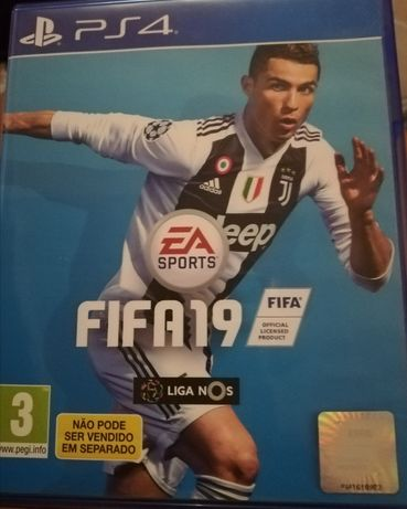 Jogo PlayStation 4 FIFA 2019
