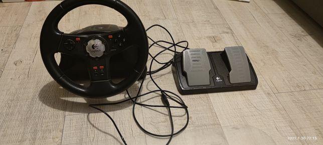 Kierownica Logitech Formula Vibration PC do gier