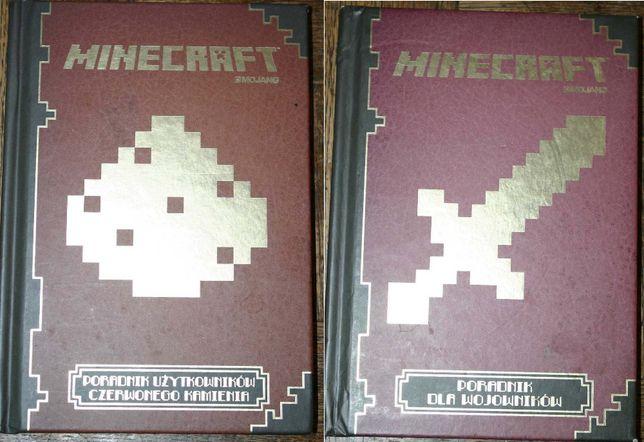 Poradniki i książki Minecraft-nowa cana