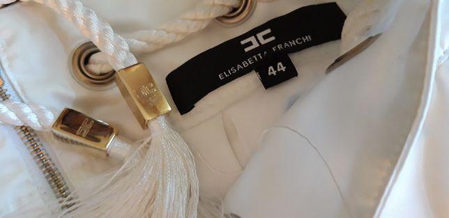 Spódniczka Elizabetta Franchi biała M