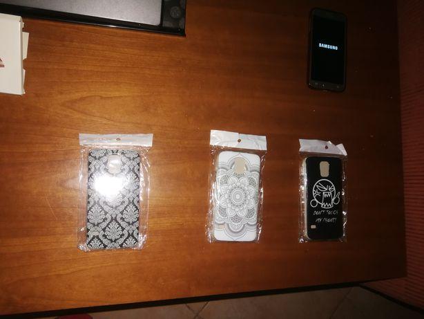 Capas telemóvel Samsung S5