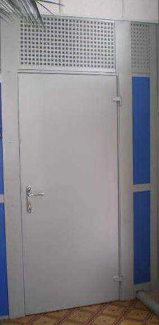 Металеві двері, виробник Ніколь
