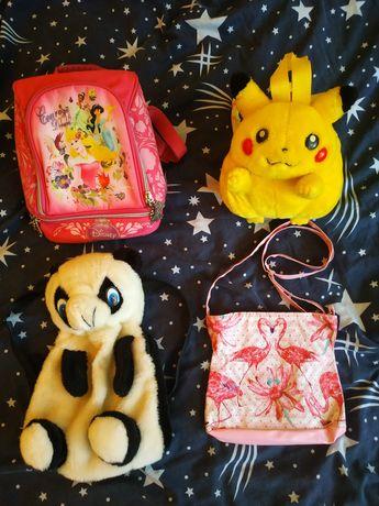 Рюкзачки и сумочка