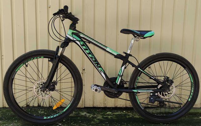 Подростковый велосипед Titan SW-330 Качественный/ Алюминиевый/ Легкий!