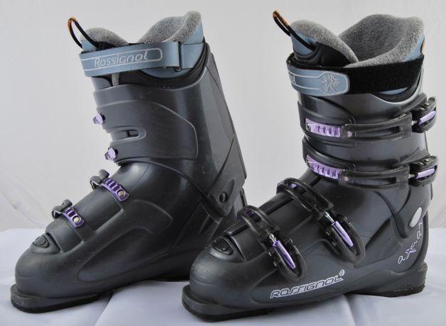 Buty Narciarskie Damskie Zjazdowe Rossignol Axia X Grey 27,5