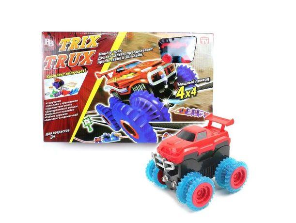 Канатний автотрек Trix Trux з машинкою