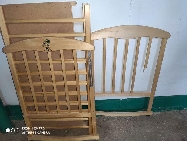 Кроватка 120*60