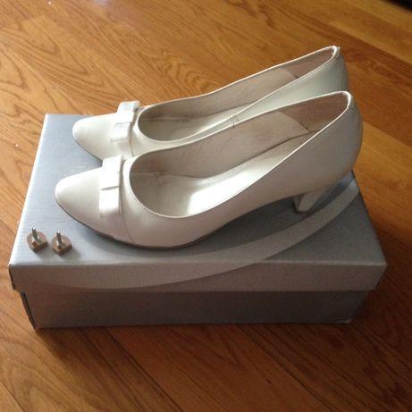 Buty ślubne EMIS - 36