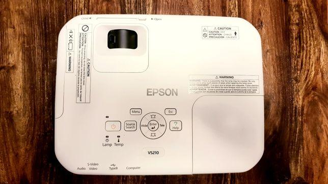 Projektor Rzutnik multimedialny Epson H433A VS210