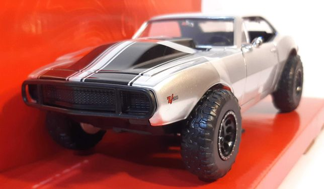 1/24 Chevrolet Camaro Off Road *Fast and Furious* - Jada Toys
