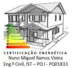 Certificação Energética Algarve Lagos
