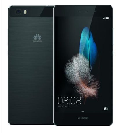 Huawei p8 lite com acessórios