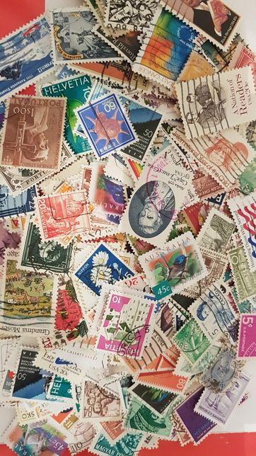 Lotes de 1000 selos mundiais