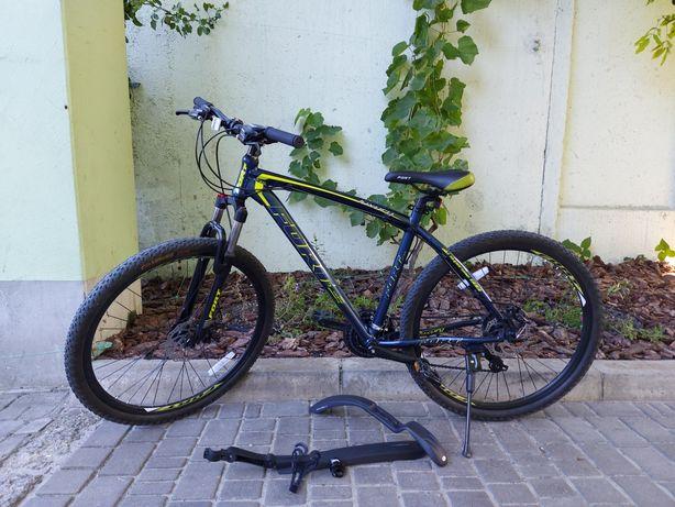 Горный Велосипед Fort Luxury 27.5 alloy. Limited edition + ПОДАРОК