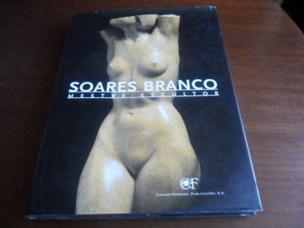 """""""Soares Branco, Mestre Escultor"""" de Emmanuel Correia"""