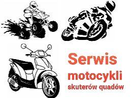 Naprawa skuterów, serwis motocykli